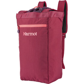 Marmot Urban Hauler Talla M, brick/dark purple